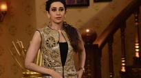 I'm not too sure right now about doing movies, says Karisma
