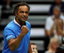 Noah named France Fed Cup captain