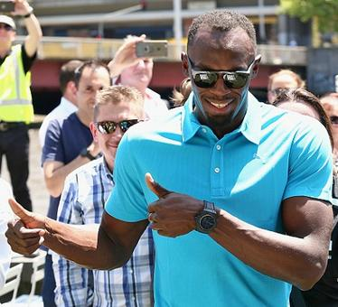 In photos: Going home with Usain Bolt