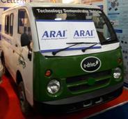 ARAI displays innovative technologies at Automotive Testing Expo 2016
