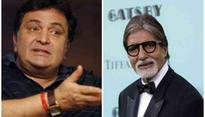 Rishi Kapoor, Amitabh Bachchan to reunite for a new film
