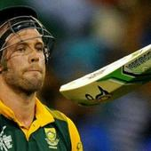 AB de Villiers holds Proteas responsible for the loss in Caribbeans