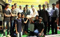 IOCL Presents Awards to Contest Winners