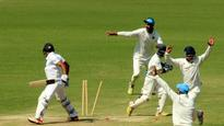 17 wickets fall on last day as India-England Youth Test ends in draw