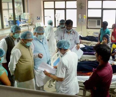 Gorakhpur tragedy: Research centre in child diseases to be set up