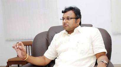 Karti Chidambaram summoned in money laundering case