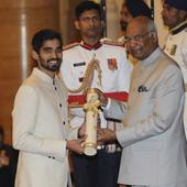 MS Dhoni conferred with Padma Bhushan, Kidambi Srikanth gets Padma Shri