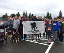 Veterans Join Wounded Warrior Project for Turkey Trot 5K