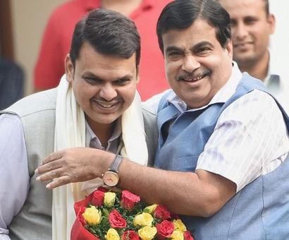 'Gadkari, Fadnavis promised me a Vidarbha state'