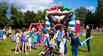 Springhill Park fun day