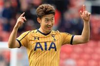 Powerful Son keeps Tottenham on the rise
