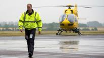 Prince William quits pilot role to focus on his royal duties full-time