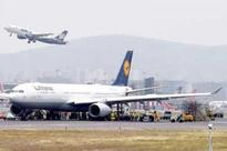 Flight lands with flat tyres, survives  massive disaster
