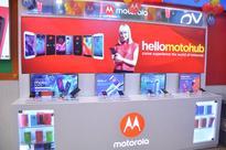 Motorola expands retail footprint in India with 50 Moto Hub stores in Mumbai