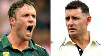 Champions Trophy | AB De Villiers desperate to win ODI silverware: Mike Hussey