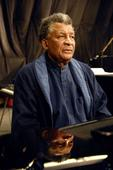 South African jazz legend Abdullah Ibrahim at SFJAZZ this week