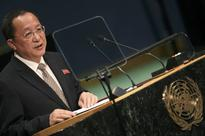 North Korea vows in U.N. speech to strengthen nuclear forces