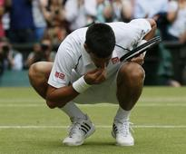 Djokovic focused on Wimbledon defense but sees bigger picture