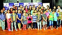 Natrang inaugurates Spring Theatre Workshop for children