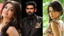 Rana Daggubati to romance Kajal Aggarwal and Catherine Tresa in his next