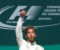 Formula One: Lewis Hamilton aims to notch up maiden victory at Baku with divaesque Mercedes car