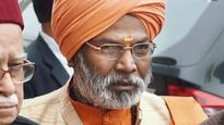 Date for Ram Mandir construction to be decided in November: Sakshi Maharaj