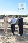 Luma at West Palm Beach Breaks Ground on New Luxury Apartment Complex September 26, 2016West Palm Beach Mayor Jeri Muoio, City Commissioner Keith A. James and other local figures attended the official...
