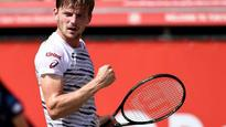 Goffin gears up for Tsonga...