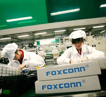 Wrong number: No sign of Foxconn's $5-bn investment in Maharashtra