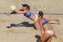 Beach volleyball's Kerri Walsh Jennings set for 5th Olympics