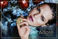 Erin Heatherton makes beauty modelling debut with Adore