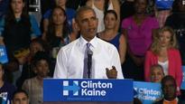 Obama turns his wrath on GOP Senate hopefuls