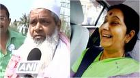 'Now you vote for us': How AIUDF leader Ajmal reacted to Sushma Swaraj's request