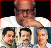 CPM expels three close aides of VS