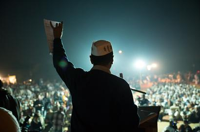 'An Insignificant Man' not on Kejriwal but on democracy: Filmmakers