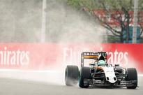 F1: Force India return empty-handed from Chinese Grand Prix