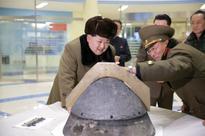 North Korea fires intermediate-range missile from east coast
