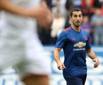 Europa League: Mkhitaryan ready for action in Man United clash against Zorya Luhansk