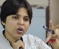 Trupti Desai booked under SC/ST Act for allegedly assaulting doctor