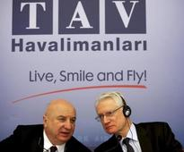 Turkey's TAV Airports plans bids in Asia, Africa and Middle East