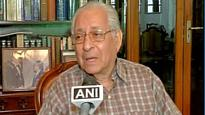 Impeachment notice rejected: Venkaiah Naidu has rightly applied his mind, says Soli Sorabjee