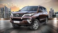 Toyota Innova Crysta, New Fortuner prices to go up soon