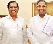 Bengaluru: Parameshwar & Siddaramaiah to sink differences, put up united show in March
