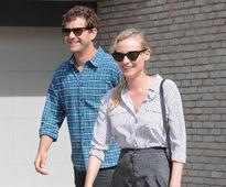 Diane Kruger And Joshua Jackson Celebrate Memorial Day In LA