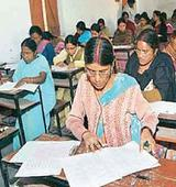 Teacher education is an issue from KG to PhD