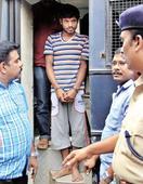 Jisha murder accused Ameerul brought in front of media