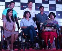 Narendra Modi meets and greets India's Rio Paralympics medallists