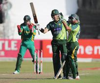 4th ODI, Durban: South Africa vs Pakistan, Statistical highlights