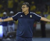 Gerardo Martino Resigns as Argentina Football Coach Ahead of Rio Olympics