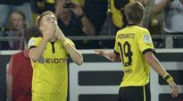 Marco Reus and Kevin Grosskreutz were once Liverpool mascots for a UEFA Cup final